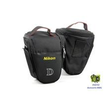 Bolsa Case Bag P Nikon Dslr D90 D300 D7000 D3100 D5000 D5100