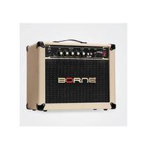 Amplificador Borne Vorax 630 Varias Cores + Brindes Fender