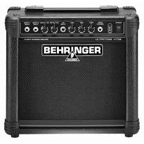 Amplificador Cubo Behringer Ultratone Kt108 1x8 15w Teclado