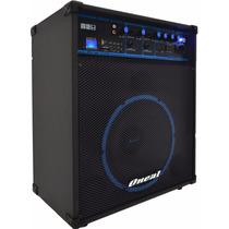 Caixa Amplificada Oneal Ocm-390 Multiuso 80w Rms Usb Sd Fm