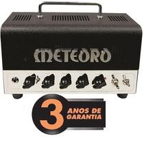 Cabeçote ( Head ) Amplificador Valvulado Meteoro Mht-g 15