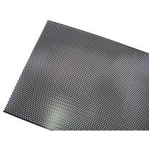 Tela Perfurada P/ Caixa Acústica Profissional 1,20x0,52 Mts