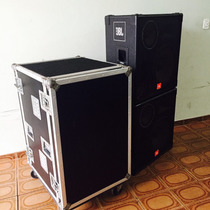 2 Caixas Jbl Modelo Mr 835 Profissional 8 Ohms + Kit Som