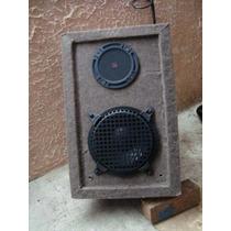 Caixa Acústica Sp2 100 Watis Reais Com Auto Falante De 8 Pol
