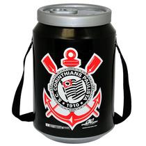 Cooler Corinthians 24 Latas 250 Ml Oficial + Brinde