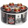 Cooler Térmico 3g Corinthians Para 6 Latas Cerveja