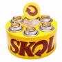 Cooler Térmico 3g Skol Para 6 Latas Cerveja