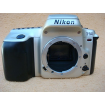 Camera Nikon F - 50 / Filme/ Otimo Estado