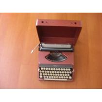 Rara Máquina De Escrever Royal Linda