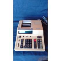 Máquina De Calcular Calculadora Eletronica Sharp Cs2165