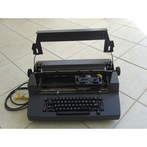 Maquina De Escrever Eletrica Ibm