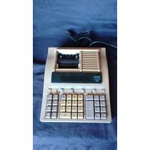 Máquina De Calcular Calculadora Eletronica Logos Olivetti
