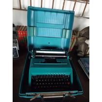 Máquina De Escrever Olivetti Studio 45 Pefeita E Funcionando