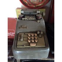 Calculadora Antiga Não Máquina Registradora