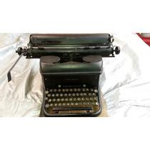 Máquina De Escrever Antiga - Smith Corona - Usa -