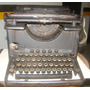 Antiga Máquina De Escrever Remington Standar Model 30.
