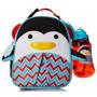 Lancheira Skip Hop Pinguim C/ Garrafinha - Original