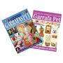 Lote Com 2 Revistas Garrafas Pet - Reciclagem