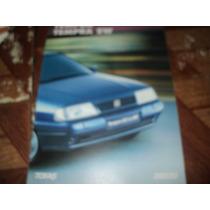 Fiat Tempra Sw 1997 Folheto