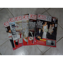 Lote 6 X 1 - Revista Caras.