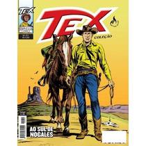 Revista Gibi Tex Coleção Vol.251 - Ao Sul De Nogales -mythos