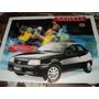 Kadett 1995 Acessórios E Poster Folheto