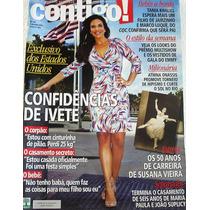 Revista Contigo N° 1824 - Confidências De Ivete Sangalo