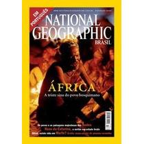 Revista National Geographic - Fevereiro 2001