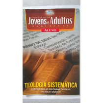 Revista De Escola Bíblica Dominical Jovens E Adultos 2008