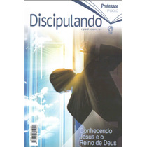 Revista Discipulando / 1º Ciclo - Professor.