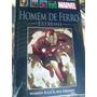 Colecao Oficial De Graphics Novel Marvel - Homem De Ferro