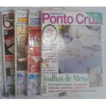 Lote Revista De Ponto Cruz - Variadas - 4 Revistas