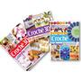 Kit Com 3 Revistas - Crochê 3d E Flores - Artesanato