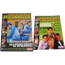 Revistas Flashback - Raridade Nº 1 E 2