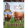 Revista Ag 142 - Simental Bom Carne Leite Taurino Verminoses