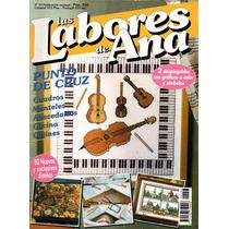 Revista Las Labores De Ana Nº 52 Ponto De Cruz