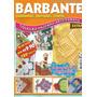 Barbante - Coleção Faz. Artesanato - 4 Revistas Encadernadas
