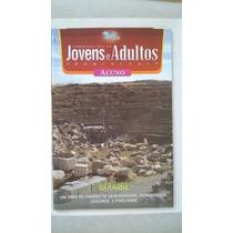 Revista De Escola Bíblica Dominical Jovens E Adultos 2011