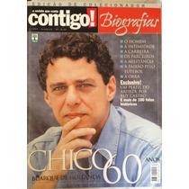 Revista Contigo - Chico Buarque De Hollanda 60 Anos
