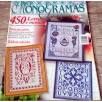 Revista Monogramas Em Ponto Cruz
