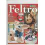 Revista Ideias Em Feltro - Num 51 - Ed Liberato - Ax