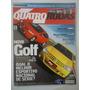 Quatro Rodas #564 Ano 2007 Novo Golf