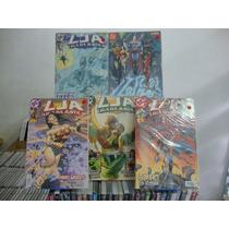 Liga Da Justiça - Coleção 44 Volumes