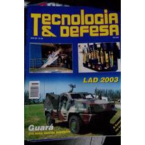 Revista Tecnologia E Defesa Ano 20 Nº96 -lda 2003- Guará