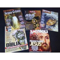 Revistas Galileo E Outras Sobre A Vida De Jesus