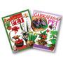 Lote De 2 Revistas - Flores Com Garrafas Pet - Artesanato