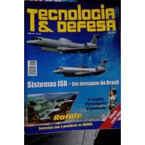 Revista Tecnologia E Defesa Ano 20 Nº103-rafale-sistemas Isr