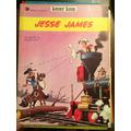 Revista Lucky Luke Ed Martins Fontes Jesse James