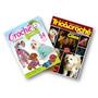 Lote De 2 Revistas Moda Pet Trico E Crochê - Roupa Cachorro