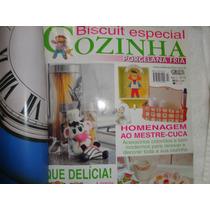 Revista Biscuit Especial Cozinha Porcelana Fria